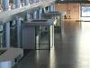 Здание первого терминала изнутри.