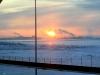 Над Васильевским островом едва забрезжил рассвет, а слушатели семинара уже осматривали терминалы порта.