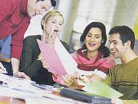 Повышение квалификации - это не только обучение, но и общение с коллегами по профессиональной деятельности.