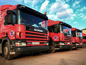 Главная задача транспорта - ускорение оборота материальных ценностей, своевременная доставка грузов, перевозка людей.
