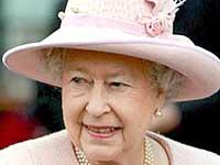 Королева - единственный человек в Англии, на машине которого не обязателен номерной знак.