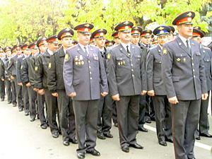 Сегодня День российской милиции.