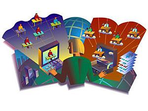 Важнейшим направлением образования становится создание электронных средств обучения разным дисциплинам.