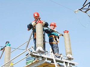 Энергетик - профессия ответственная.