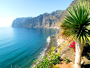 Остров Тенерифе (Канарские острова).