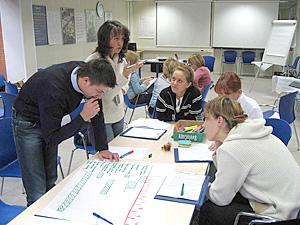 Все виды обучения могут принести необходимый результат и быть востребованы внутри организации.