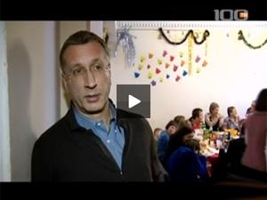 18 февраля в эфире телеканала «100 ТВ» в цикле «Принцип действия» прошла передача «Как спасти смертельно больных детей?» с участием политиков, телеведущих, бизнесменов и благотворителей, в числе которых был и Дмитрий Чудинов.