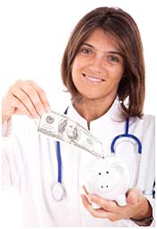 Медицинские учреждения теперь должны учиться зарабатывать деньги