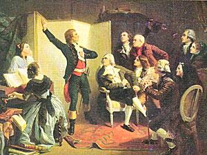 """216 лет назад """"Марсельеза"""" официально стала гимном Франции."""