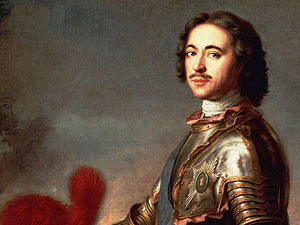 290 лет назад царь Петр I принял титул императора Петра Великого.