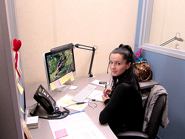 Сотрудник ЦТО - «голос» МФЦ.