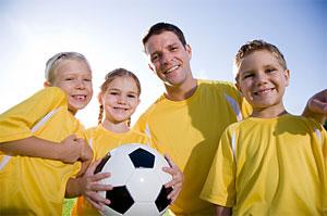 И спорта в регионах и муниципалитетах