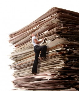 woman-too-much-paperwork